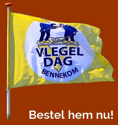 Vlegeldag vlag