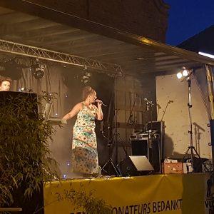 (174) Optreden van de band Carwash (Foto: Jacco Looijen)