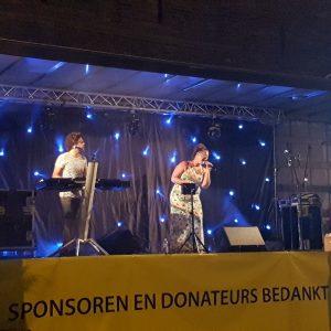 (175) Optreden van de band Carwash (Foto: Jacco Looijen)