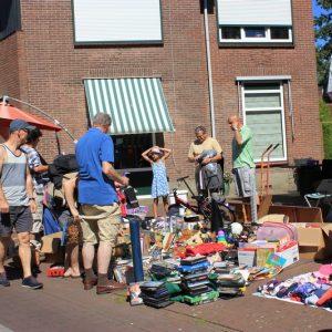 (67) Kindervlooienmarkt (Foto: Henno Koudijs)