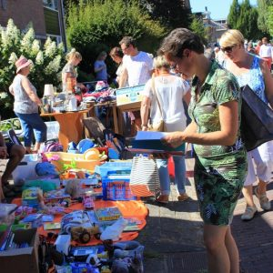 (68) Kindervlooienmarkt (Foto: Henno Koudijs)