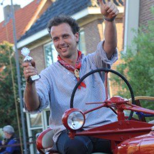 (156) Ringsteken tractoren (Foto: Henno Koudijs)
