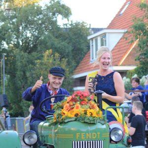 (160) Ringsteken tractoren (Foto: Henno Koudijs)