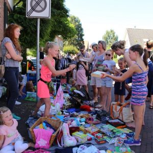 (62) Kindervlooienmarkt (Foto: Berry Jakobsen)