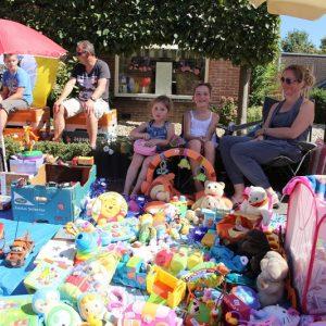 (65) Kindervlooienmarkt (Foto: Berry Jakobsen)