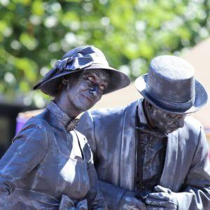 (88) Living Statues (Foto: Berry Jakobsen)