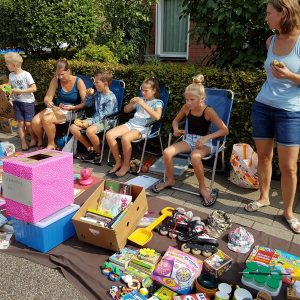 (130) Kindervlooienmarkt (Foto: John Huiskes)
