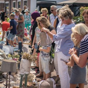 (124) Kindervlooienmarkt (Foto: Maaike van den Brink)