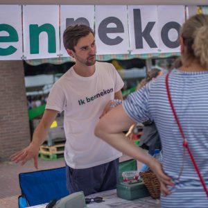 (70) Vlegelmarkt (Foto: Maaike van den Brink)