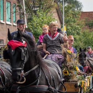 (158) Ringsteken paarden (Foto: Maaike van den Brink)