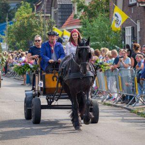 (161) Ringsteken paarden (Foto: Maaike van den Brink)