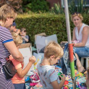 (126) Kindervlooienmarkt (Foto: Maaike van den Brink)