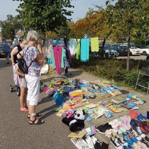 (115) Kindervlooienmarkt (Foto: Thilda Tempelman)