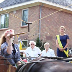 (160) Ringsteken paarden (Foto: Berry Jakobsen)