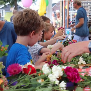 (96) Thilda's bloemenkraam (Foto: Margriet Veenendaal)